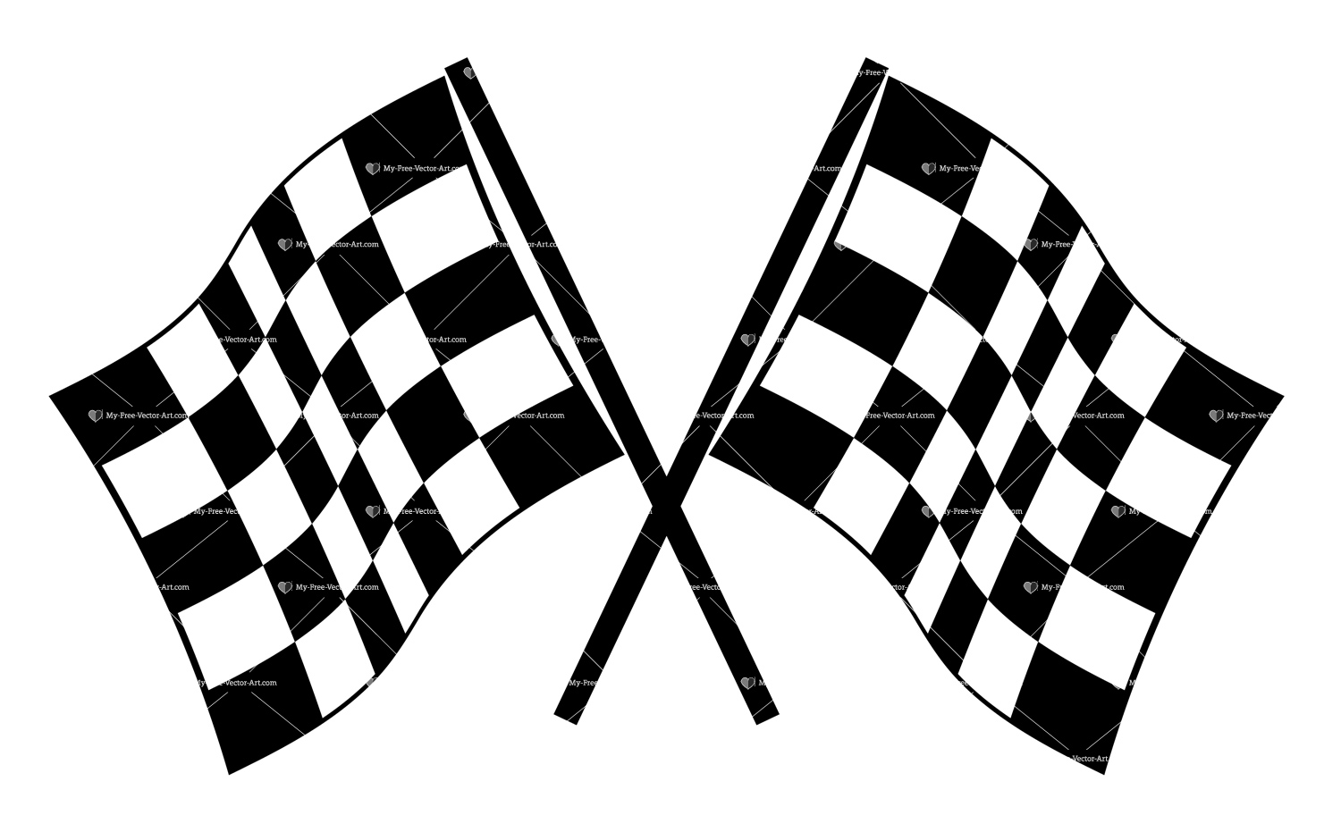 free race car flag clip art - photo #46